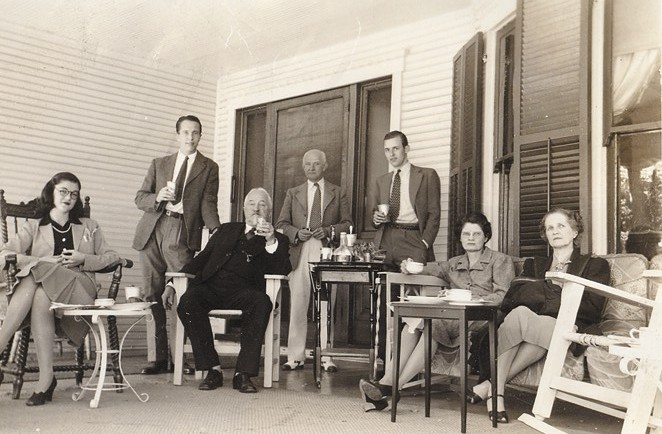 Coolidge, Wall & Wood Family