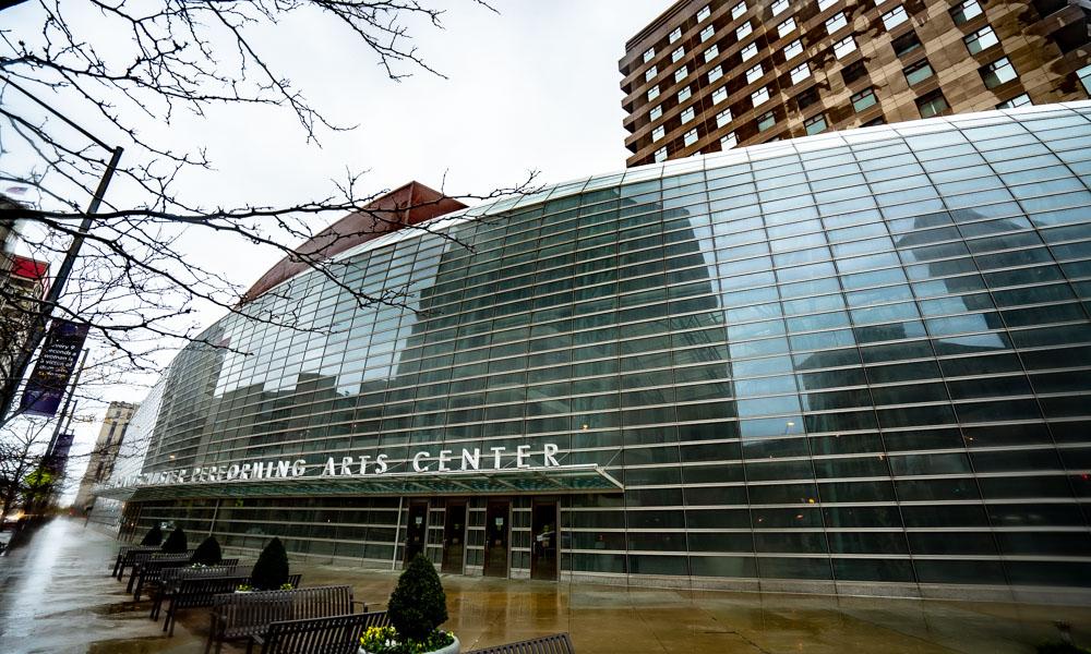 dayton performing arts center