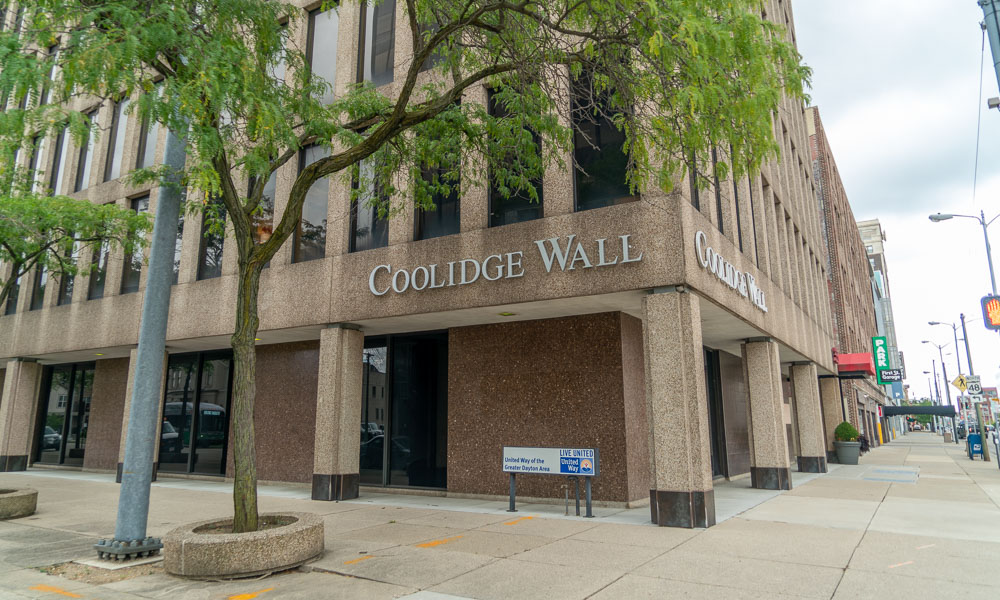 Coolidge Wall Building