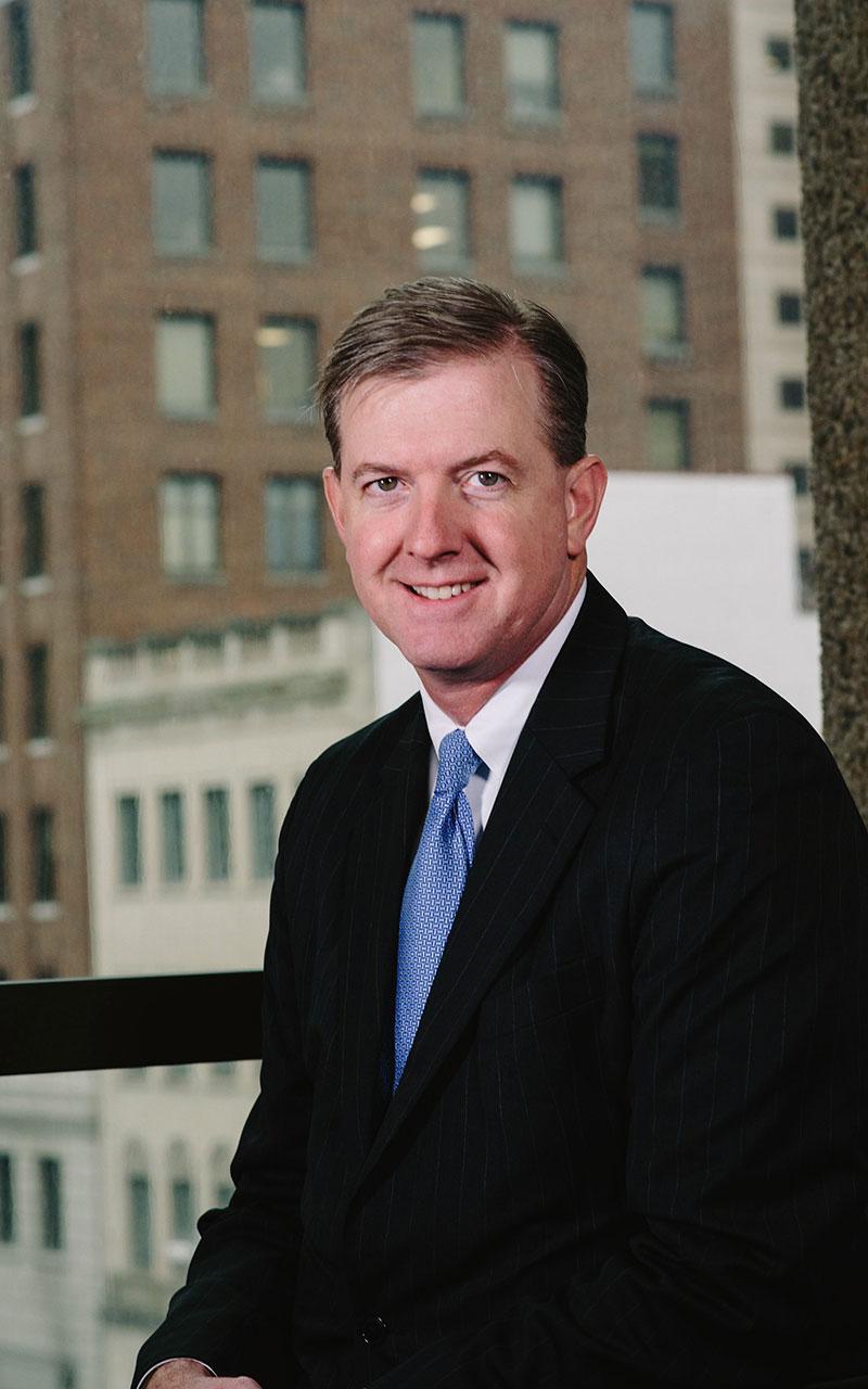 Daniel J. Gentry Headshot