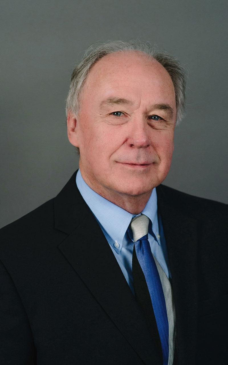 Terence L. Fague Headshot