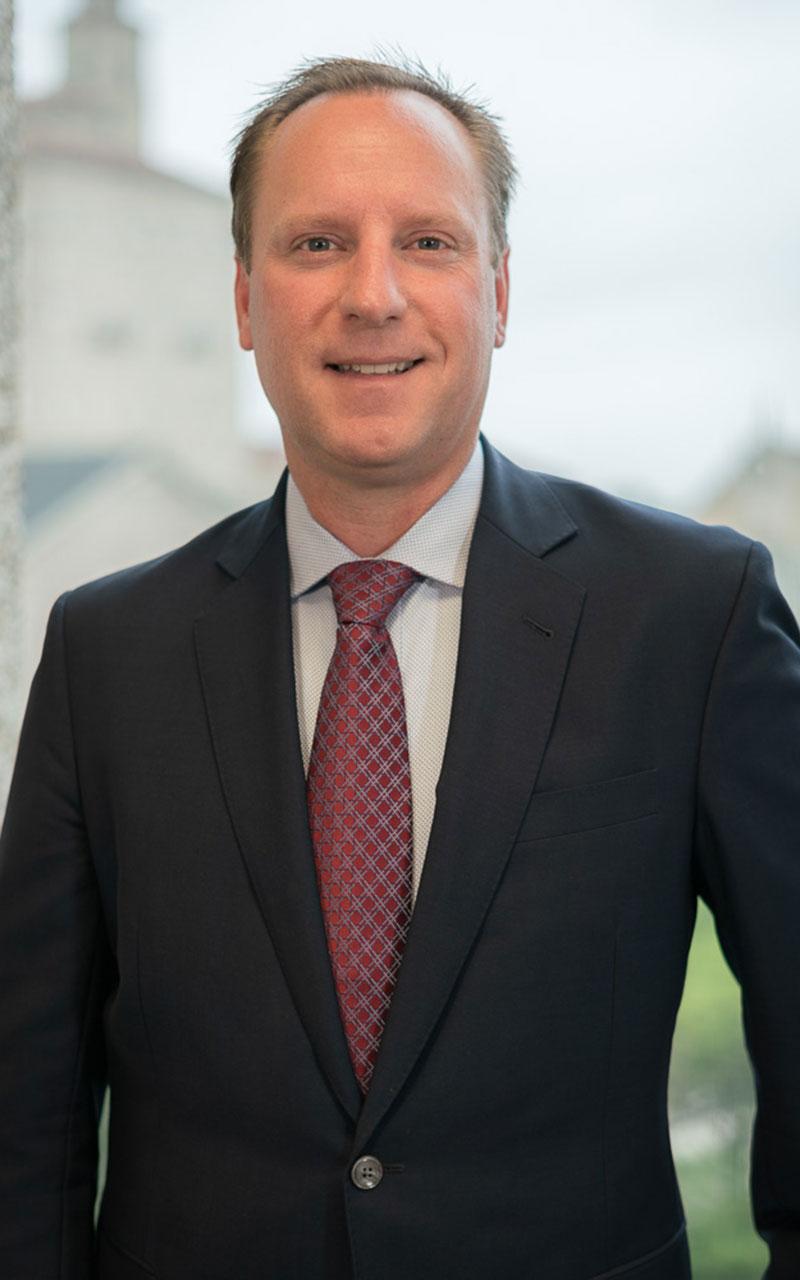 Michael G. Leesman Headshot